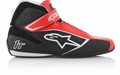Alpinestars Tech 1-T Shoes Red Black White 38