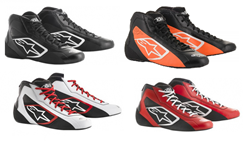Alpinestars 1-K Start Shoes black/white