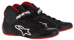 Alpinestars Karting Shoes Tech 1-K Black White Red