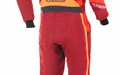 Alpinestars GP Pro Comp suit Scarlet Red Orange Fluo 58