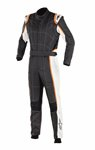 Alpinestars GP Tech Suit Black White Orange Fluo 56