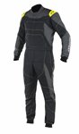 Alpinestars GP Race Suit Anthracite Yellow Fluo 52