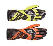 Alpinestars Youth 1-K Race V2 CAMO Glove orange/black