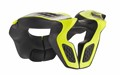 Alpinestars Youth Neck Support Black Yellow Fluo