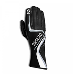 Karting Gloves Sparco Record 2020 black/white 10