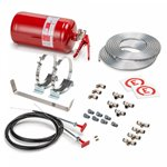 EXTINGUISHER MEC. STEEL 4.25L