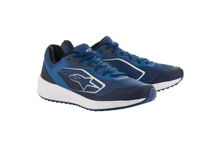 Alpinestars META ROAD Shoes blue/white