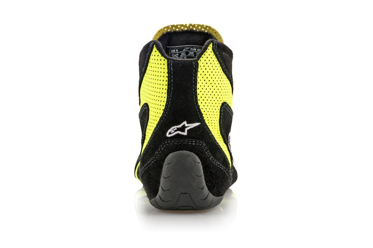 Alpinestars SP Shoes Black Yellow Fluo 38