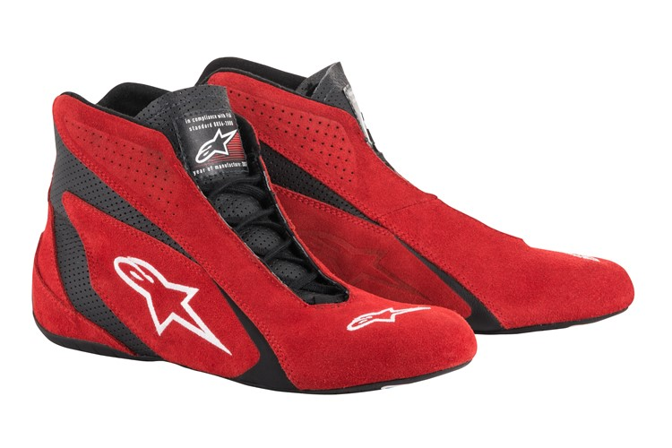 Alpinestars SP Shoes Red Black 44