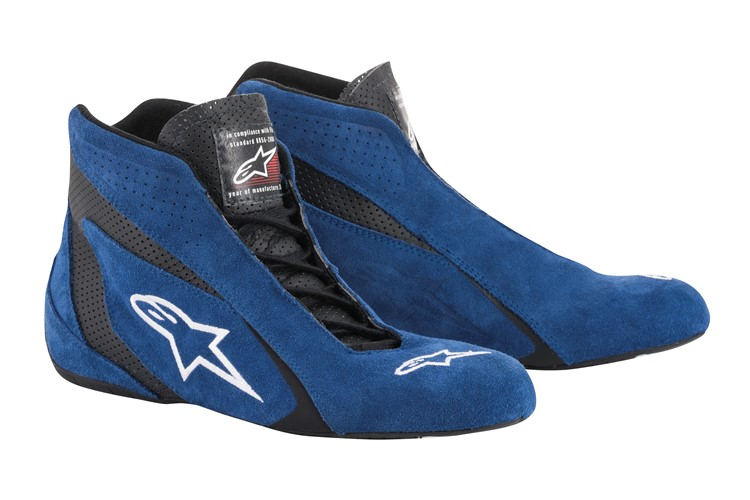 Alpinestars SP Shoes Blue Black 45.5