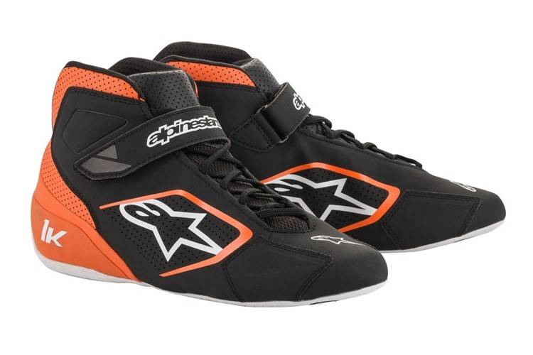 Alpinestars 1-K Shoes black/orange/white