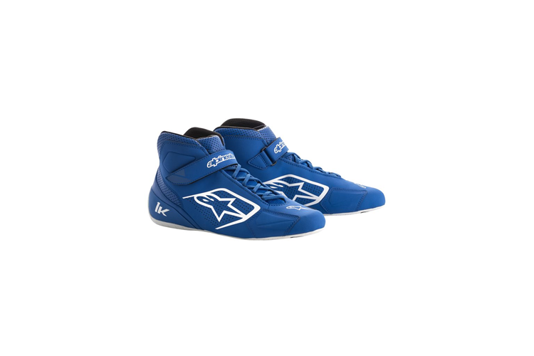 Alpinestars Karting Shoes Tech 1-K Blue White 37