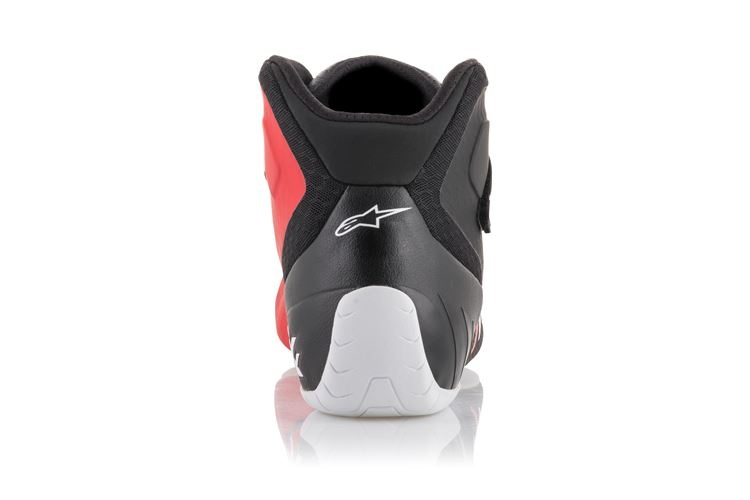 Alpinestars Karting Shoes Tech-1KX Black Red White 47