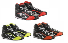 Alpinestars YOUTH 1-K Start Shoes black/white/red