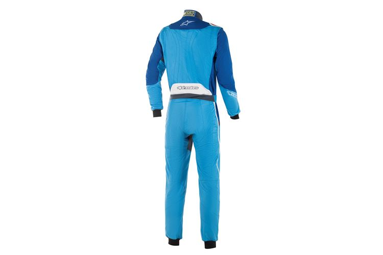 Alpinestars GP Pro Comp suit Cobalt blue Royal Blue Red 50