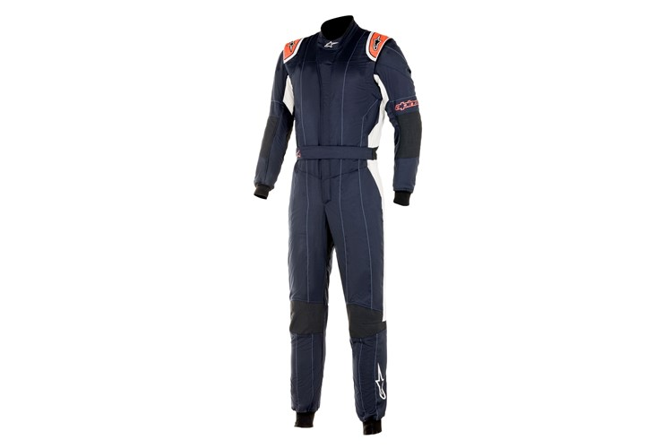 Alpinestars GP Tech V3 Navy Red Fluo 46