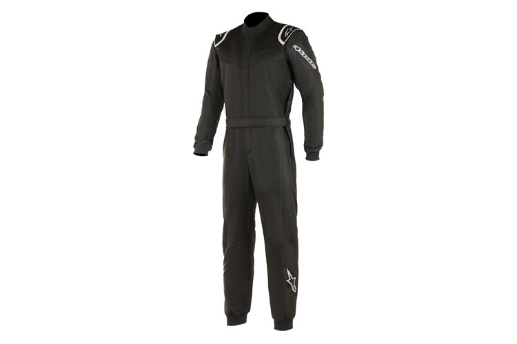 Alpinestars Stratos Suit Black 58