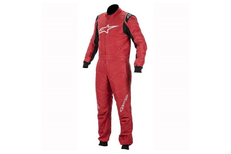 Alpinestars GP Race Suit Red Black 54