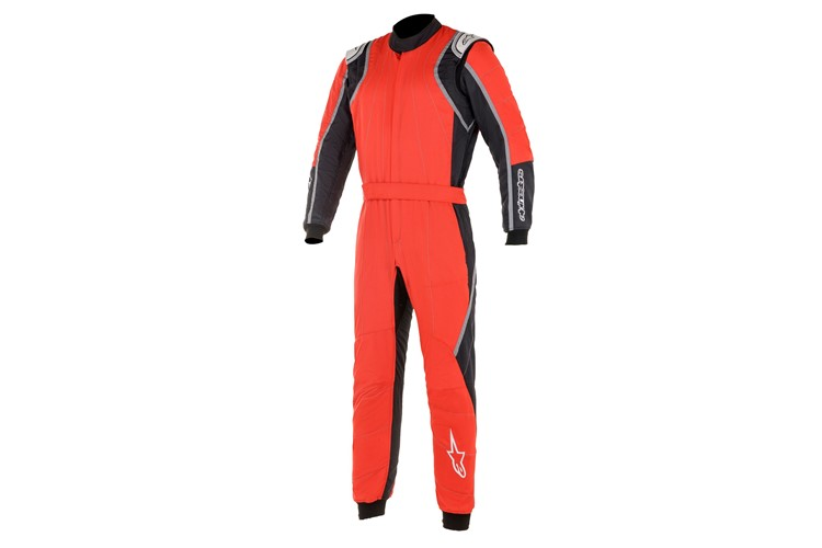 Alpinestars GP Race V2 Suit Red Black 56