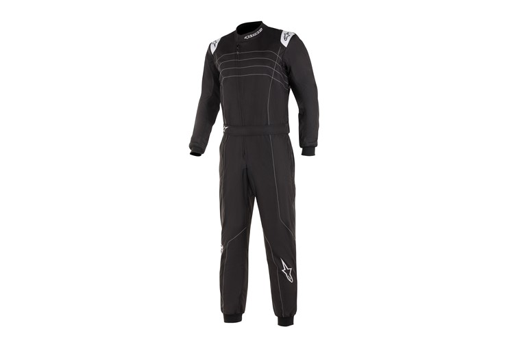 Alpinestars K-MX9 v2 Suit Black White 54