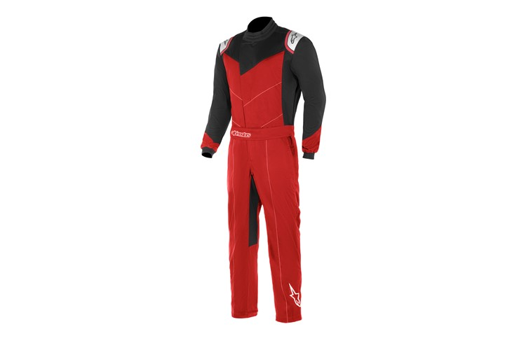 Alpinestars Kart Indoor Suit Red Black XL