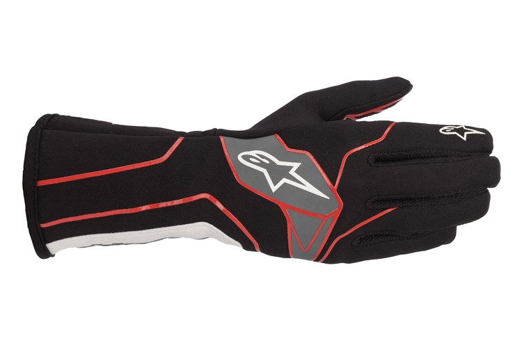 Alpinestars 1-K V2 Glove black/red/white