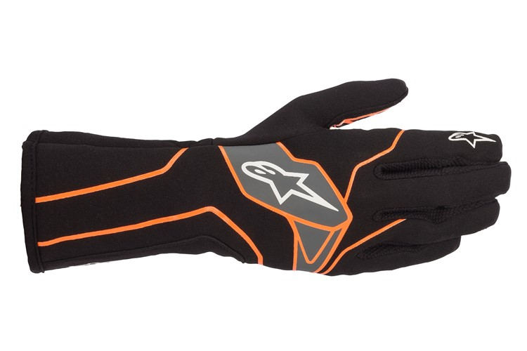 Alpinestars 1-K V2 Glove black/orange fluo