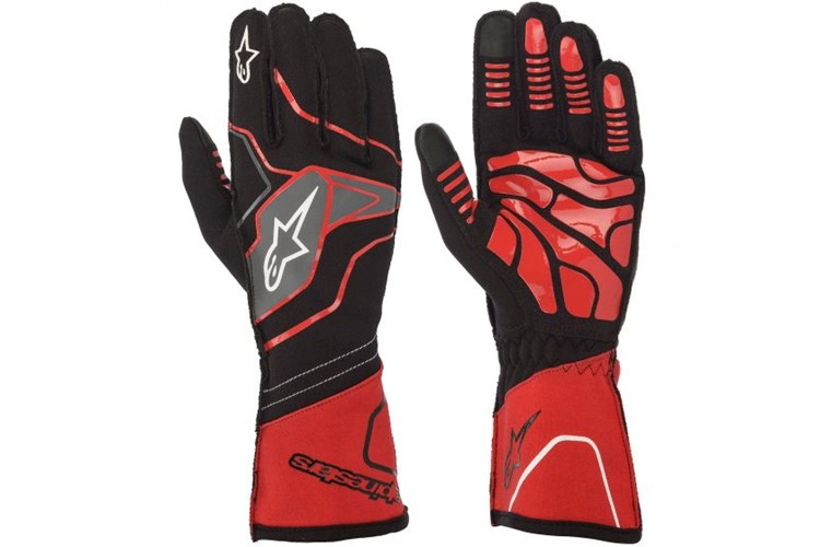 Alpinestars 1-KX V2 Glove black/red