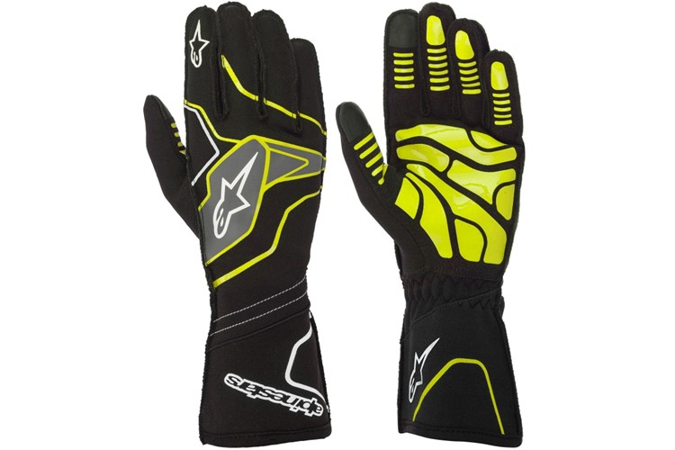 Alpinestars 1-KX V2 Glove black/yelloyfluo/anthracite