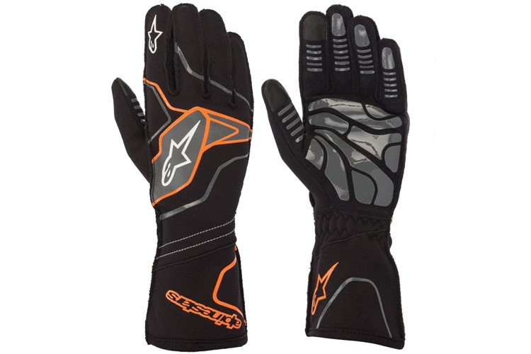 Alpinestars 1-KX V2 Glove black/orange fluo