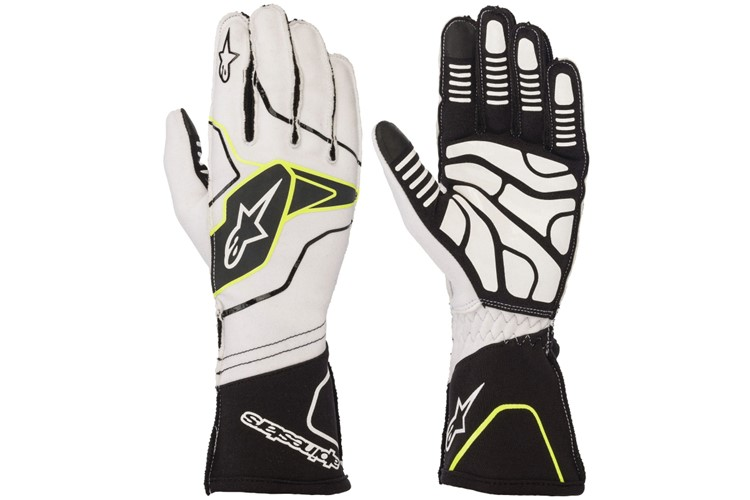 Alpinestars 1-KX V2 Glove white/black