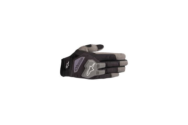 Alpinestars Engine Gloves Black Gray M