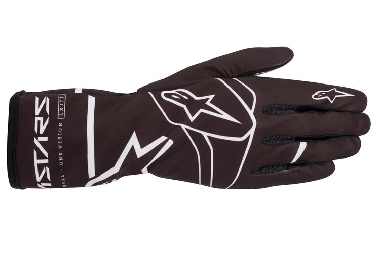 Alpinestars 1-K Race V2 Solid Glove black/white