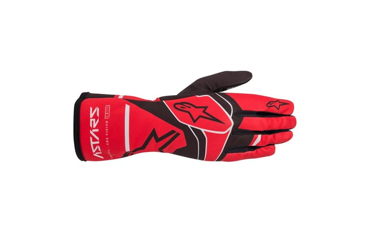 Alpinestars 1-K Race V2 Solid Glove red/black/grey