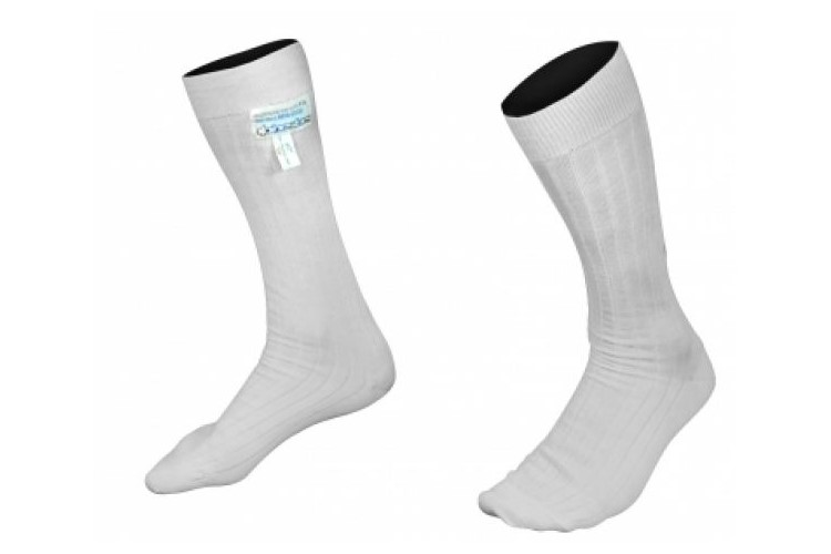 Alpinestars Nomex Socks V2 White M