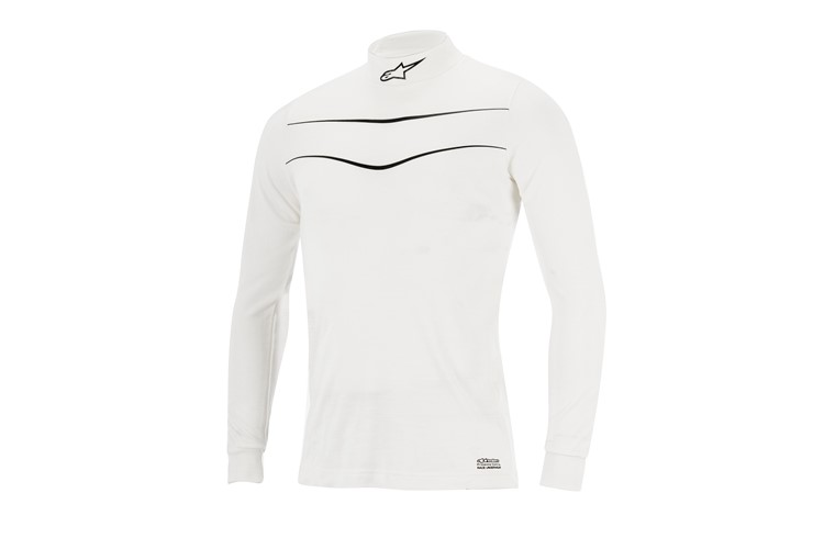 Alpinestars Race Top White Black M