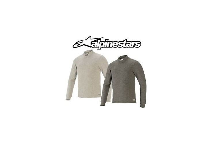Alpinestars Race V3 Long Sleeve Top Anthracite Melange XL