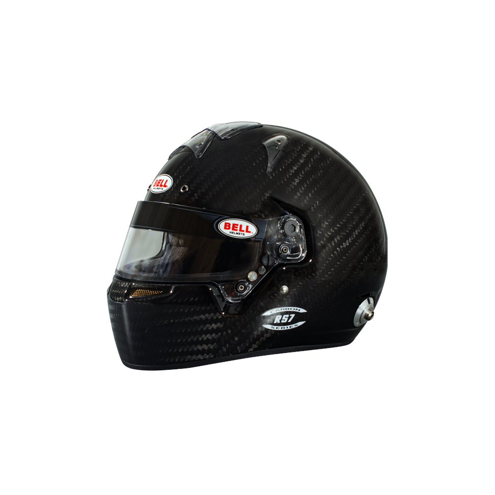 72c56eae Bell Helmet RS7 Carbon No Duckbill 54 cm - Raceshop