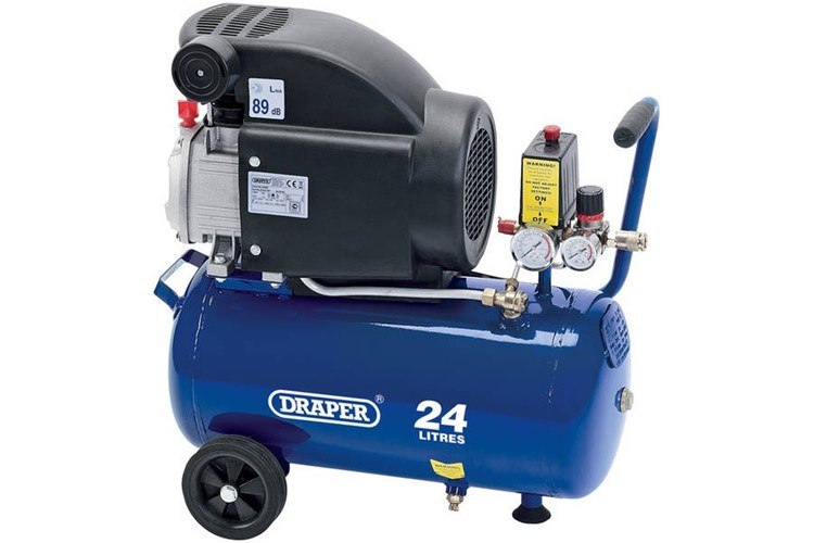 24L 230V. 1.5KW Air compressor