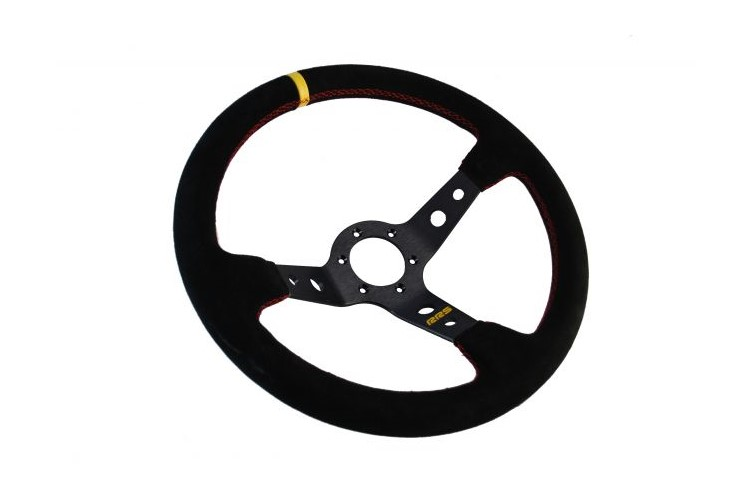 3 Spokes Dished Steering wheel