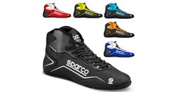 SPARCO K-Pole Youth blue marine/bianco