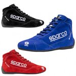 Shoes FIA Sparco Slalom RB-3.1 Blue