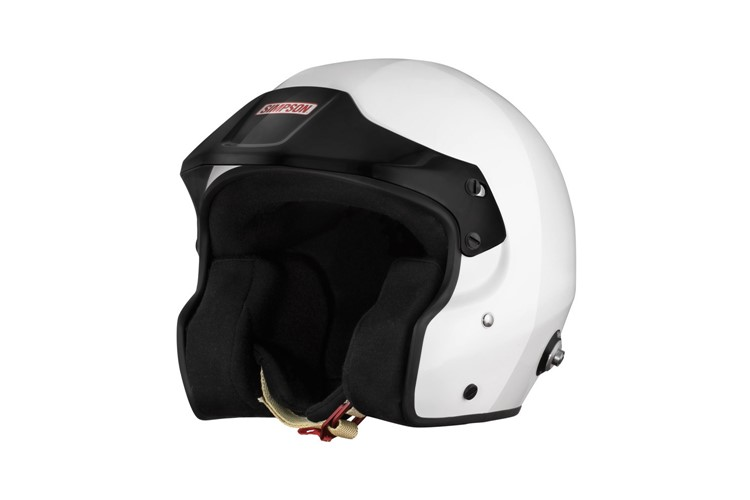 Helm Simpson Sport FIA8859-2015 Snell SA2015 55 (S)